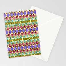 Happy Pattern 001 Stationery Cards