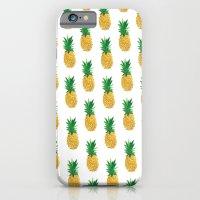 Pineapples iPhone 6 Slim Case