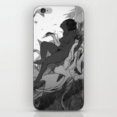 To a Winter Home iPhone & iPod Skin