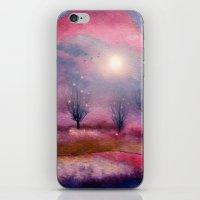 Calling The Sun XI iPhone & iPod Skin