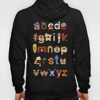 The Great Muppet Alphabet (the sequel) Hoody