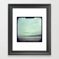 Time For A Stroll Framed Art Print