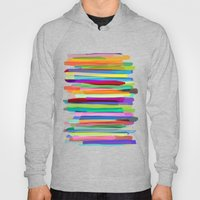 Colorful Stripes 1 Hoody