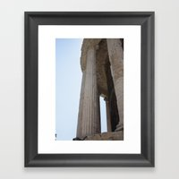 Old Rome Framed Art Print