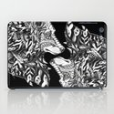 Wolf Profile iPad Case