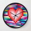 Mega ☐ Love Wall Clock
