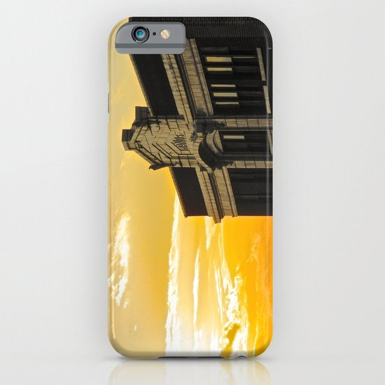 Palace Theatre Sunset iPhone & iPod Case