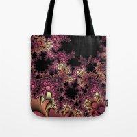 Thorns and petals Tote Bag