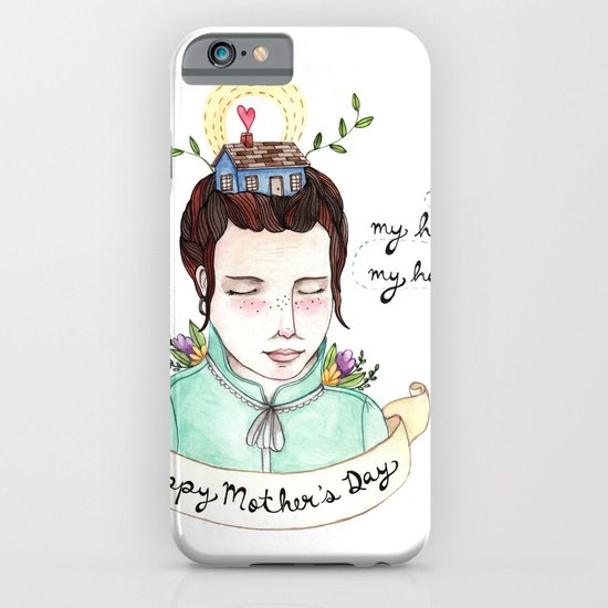 Mother's Day iPhone & iPod Case