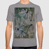 Daisy Daisy Mens Fitted Tee Athletic Grey SMALL