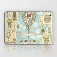Floating Dreams1 Laptop & iPad Skin