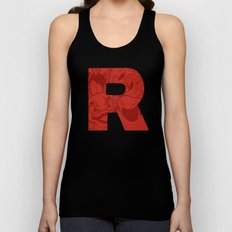 TEAM ROCKET Unisex Tank Top