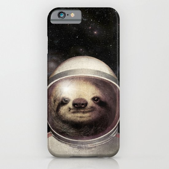 sloth iphone case space sloth iphone amp ipod 12989
