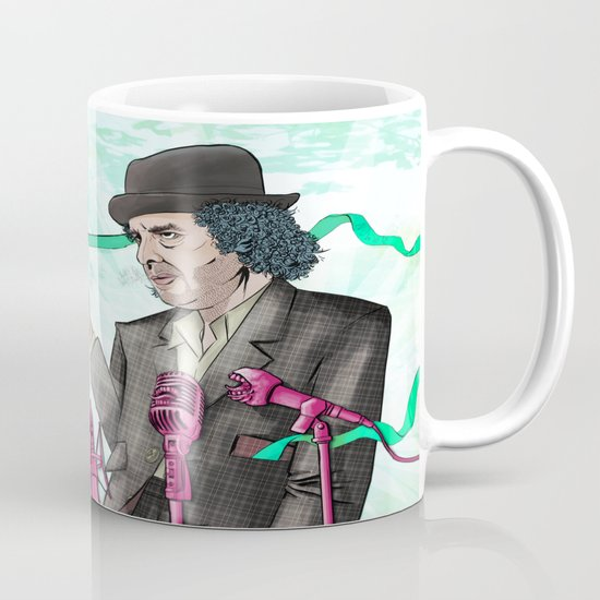 I'm Exhausted from Trying to Believe Unbelievable Things Mug
