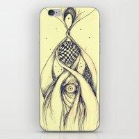 balmoon iPhone & iPod Skin