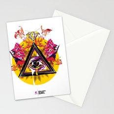 mcnfm_zero três Stationery Cards