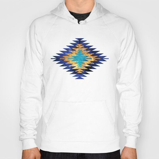 Inverted Navajo Suns Hoody