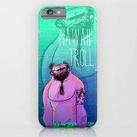iPhone & iPod Case featuring Hawaii troll by Francesco Malin