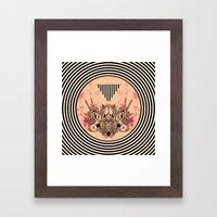 M.D.C.N. xxii Framed Art Print