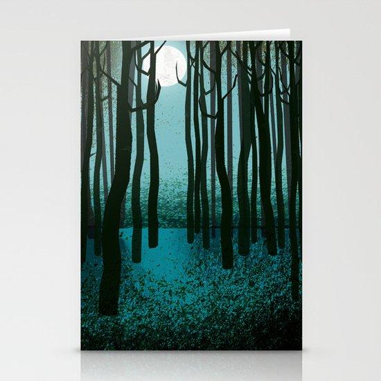 Transfigured Night - Verklarte Nacht  - Schoenberg Stationery Card