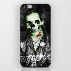 SidZOMBIE iPhone & iPod Skin