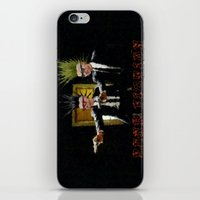 PUNK FICTION V3 - 022 iPhone & iPod Skin