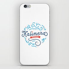 Kalimera iPhone & iPod Skin
