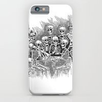 Gathered Remains iPhone 6 Slim Case