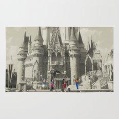 Walt Disney World Rug