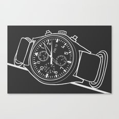 Andrey Watch Canvas Print