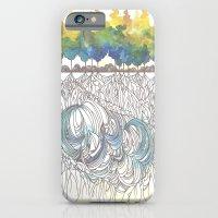 Rough Seas iPhone 6 Slim Case