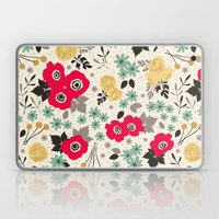 Blumen Laptop & iPad Skin