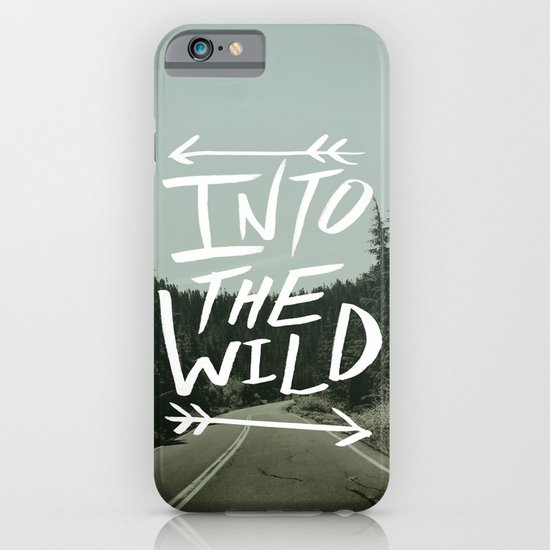Into the Wild II iPhone & iPod Case