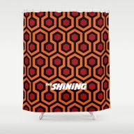 The.Shining. Shower Curtain