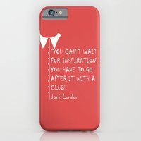 iPhone & iPod Case featuring QUOTE-2 by youfor