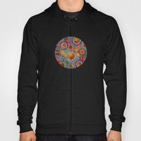 Full Of Golden Dots Hoody