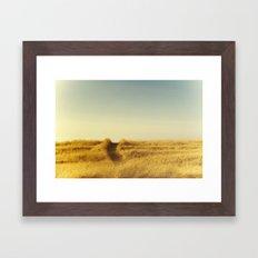 Pacific Daydream Framed Art Print