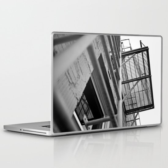 Balcony angle Laptop & iPad Skin