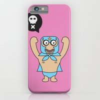iPhone & iPod Case featuring ****Lucha Libre**** by Saar Gil