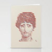 Pattern Recognition Stationery Cards