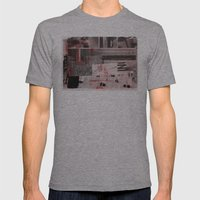 Memory And Perception 17 Mens Fitted Tee Athletic Grey SMALL