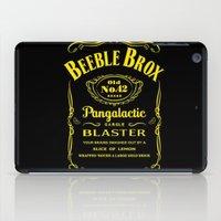Pan Galactic Gargle Blaster iPad Case