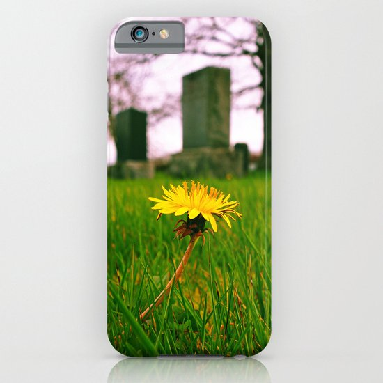 Sign of spring iPhone & iPod Case