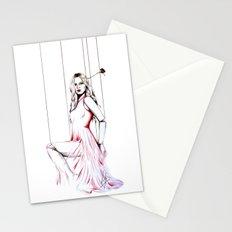 La Robe Rouge Stationery Cards