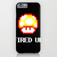FIRED UP iPhone 6 Slim Case