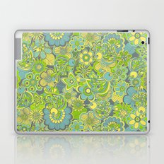 Welcome birds to...green Laptop & iPad Skin