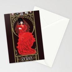 Lydia Nouveau - Beetlejuice Stationery Cards