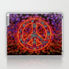 PEACE Laptop & iPad Skin