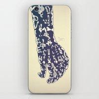 Bonebreathing III iPhone & iPod Skin