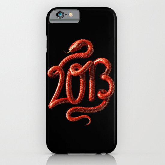 2013 - Year of the Snake iPhone & iPod Case